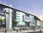 四层商业中心建筑设计方案(CAD及效果图)