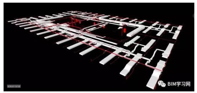 BIM技术应用于超高层机电安装工程||案例_11