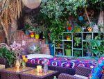 地中海风格庭院景观设计