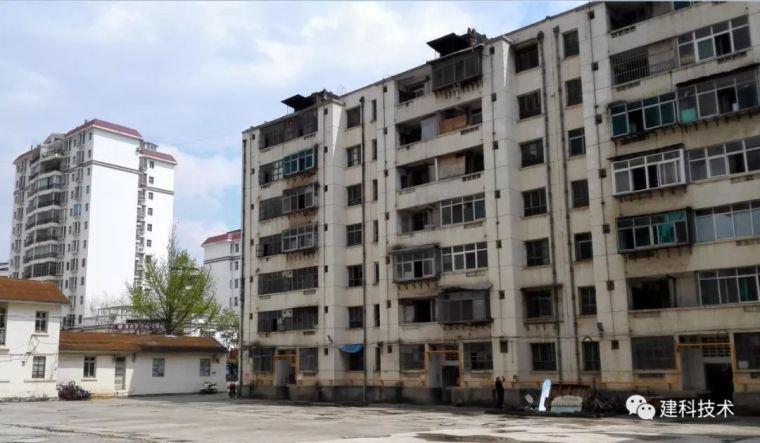 昆明某七层砖混住宅改造加固设计