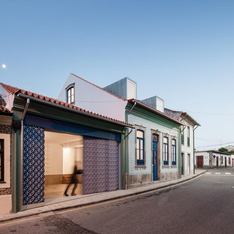 葡萄牙奥瓦尔住宅-46