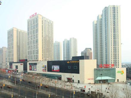 长春红旗街万达广场影城暖通施工组织设计