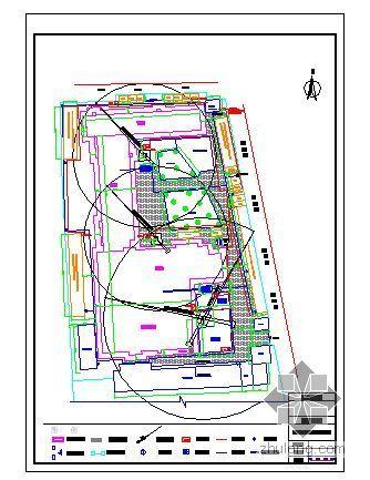 北京某办公用房改建施工组织设计