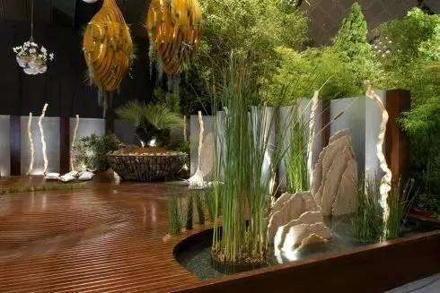 看点不一样的室内创意景观!_11