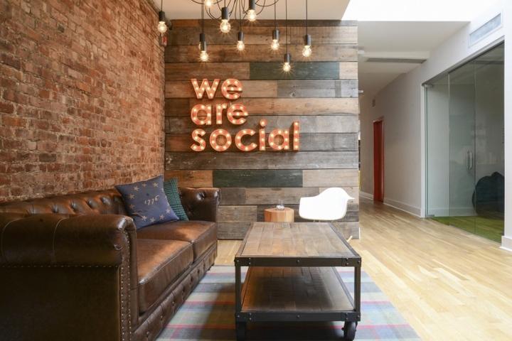 美国WeAreSocial公司办公室_2