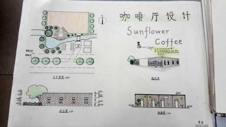 咖啡厅设计_1