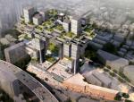 [南京]超高层屋顶绿化商业综合体设计方案文本