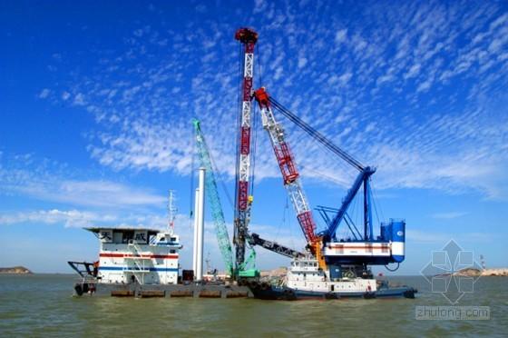 [浙江]矿石码头项目港口工程施工组织设计248页