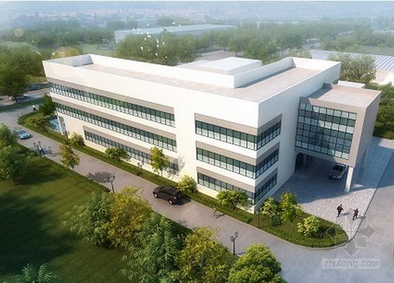 [青岛]科研中心施工总承包合同(126页)