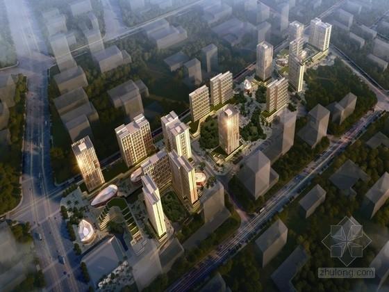 [贵州]贵阳科技园商业综合体规划设计方案文本