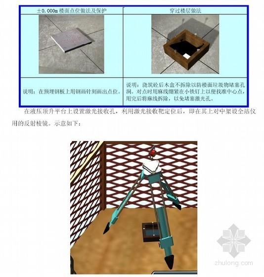 [广州]超高层施工测量方案(控制网测量 沉降观测)