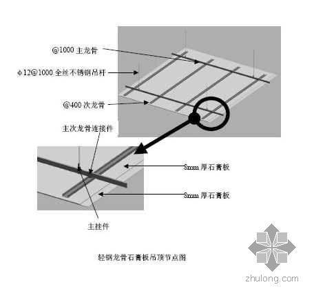 北京某大型公建工程室内装饰及幕墙工程施工方案