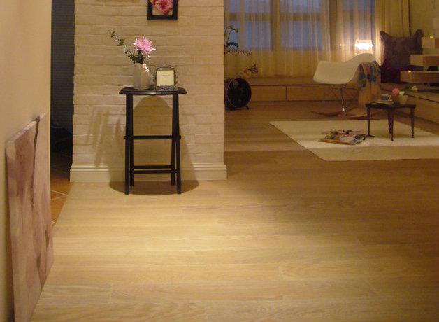 80平米LOFT小户型现代简约风格
