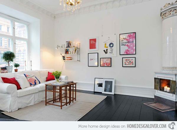 20个时尚的客厅装修设计案例_15