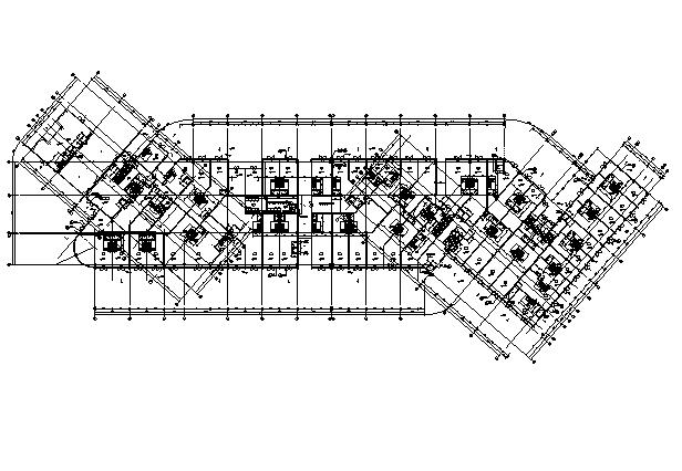 [广东]高层养生商业广场建筑施工图(含全专业图纸)_10