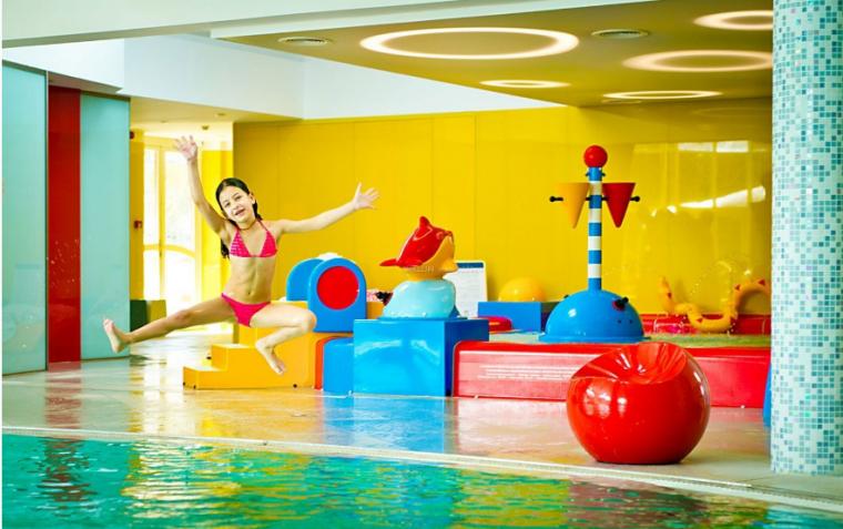 幼儿园儿童泳池设计注意点