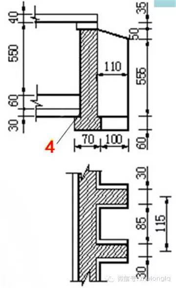 梁桥、拱桥桥台构造类型及其构造特点_11