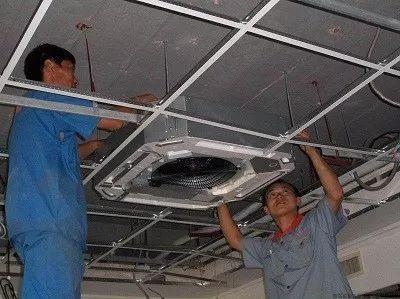 中央空调施工管理过程中应该注意这些关键点