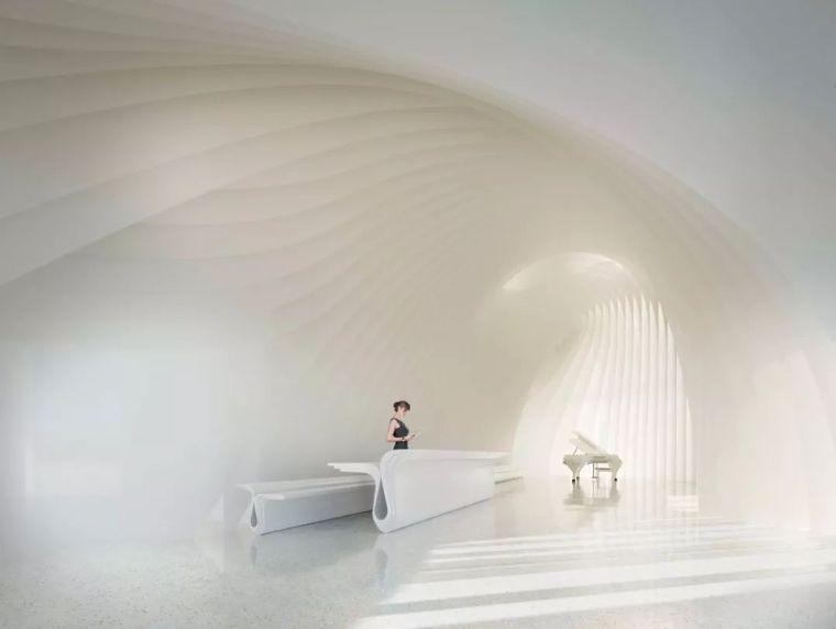 一栋住宅十年设计,这可能是世界上最梦幻的公寓楼_16