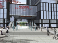 [广州]多功能创意性科学广场景观概念设计方案
