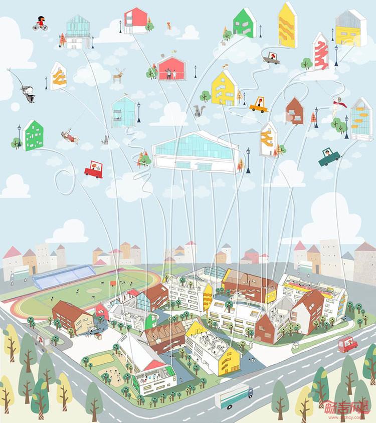 杭州未来科技城第二幼儿园