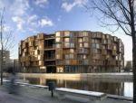 哥本哈根IT大学学生公寓设计!