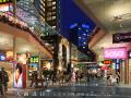2017商场设计效果图天霸设计注重互动式动线设计