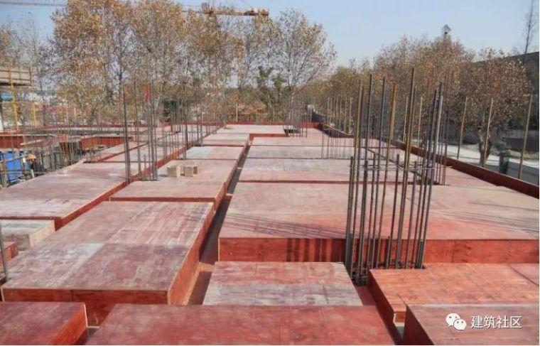 墙、板、梁钢筋连接施工要点及常见问题!