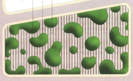 景观快题设计干货景观微地形设计要点(下)_9