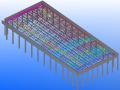 [郑州]钢结构桁架工程专项施工方案(86页)