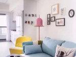 9款清新淡雅的家居配色方案