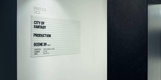 一个关于电影的办公空间,每个角落都有镜头感!_23