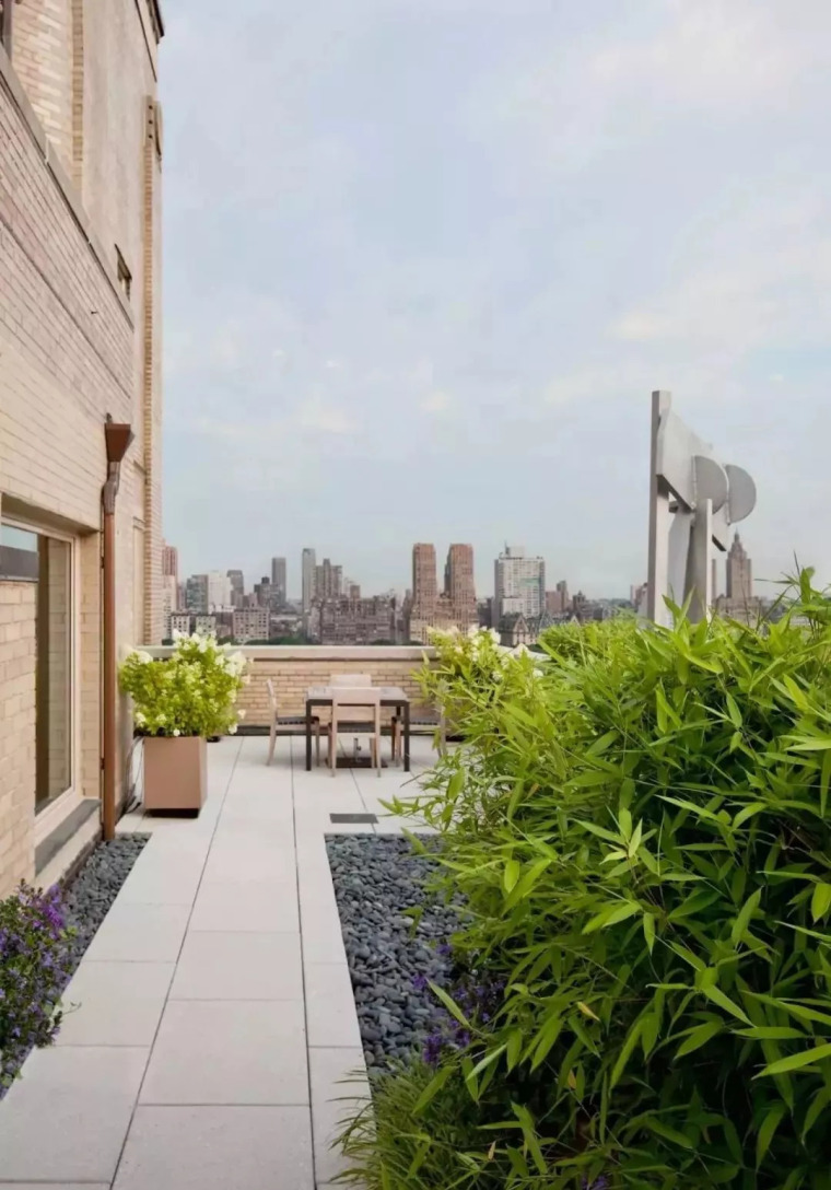 现代屋顶花园设计赏析_26
