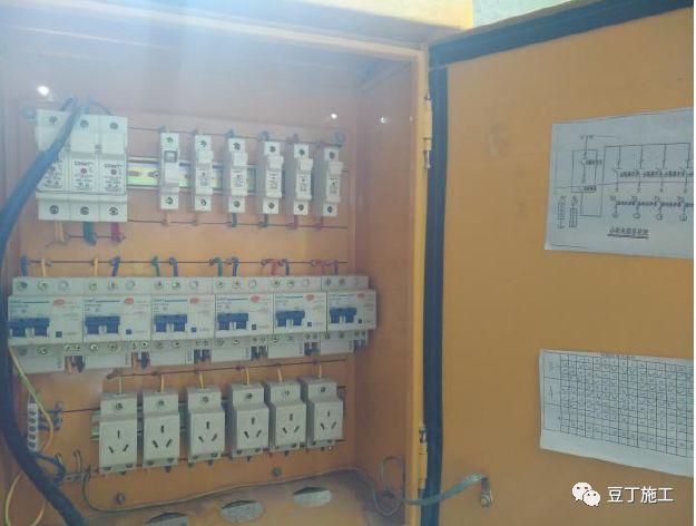 火遍建筑圈的碧桂园SSGF工业化建造体系-临水临电标准做法详解_17