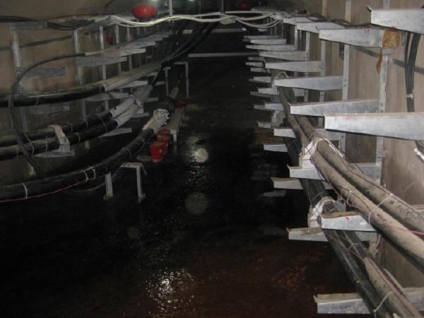 简介地下综合管廊电力舱及电缆隧道火灾特点和技防方案