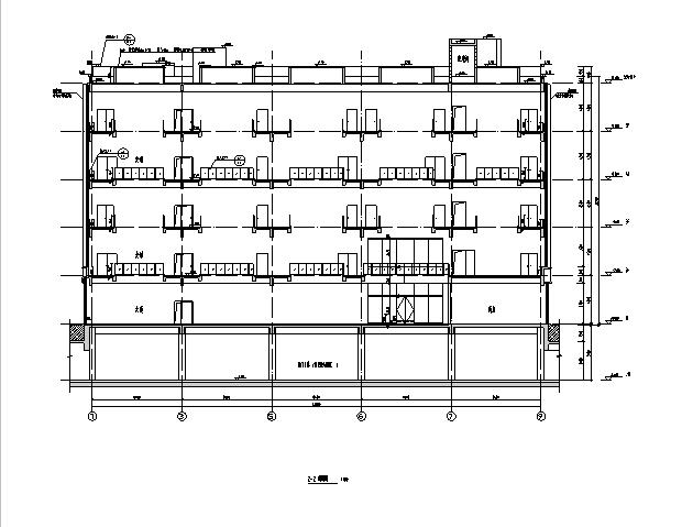 [上海]10个子项目商务办公项目施工图(全专业图纸)_6