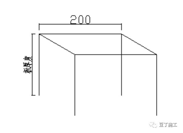 非常简单实用的楼板厚度控制工具,适用任何板厚,还可循环使用