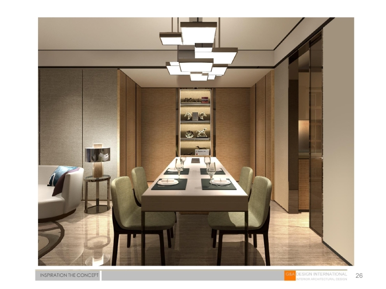 [上海]集艾设计G&A-海珀黄浦4-1中式样板间设计方案含效果图+施工图_16