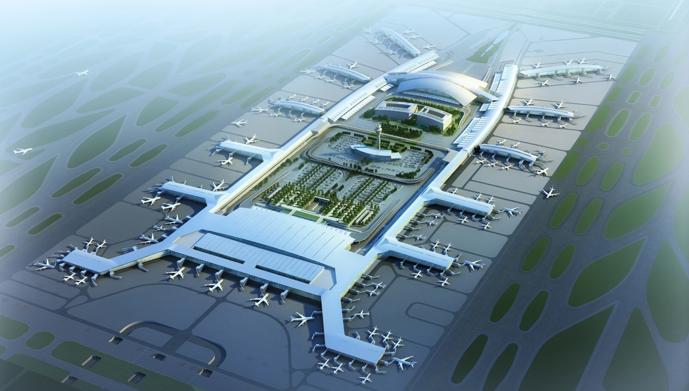 UPS在机场的应用资料下载-机场航站楼钢结构设计及相关技术介绍(PPT,44页)