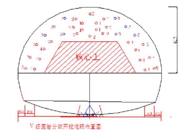 黄楝树隧道专项施工方案(共57页)