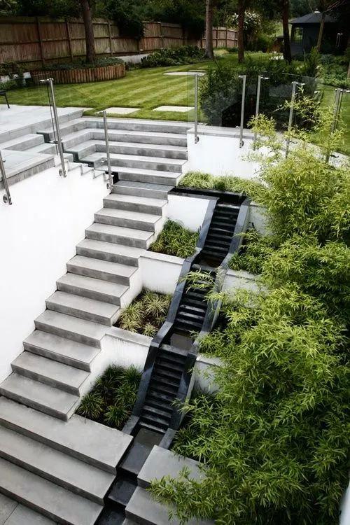 哇,原来台阶可以设计成这样!_14