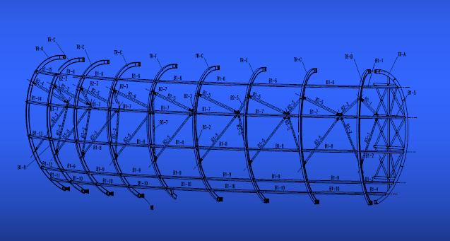 提高复杂钢结构的校正精度和施工质量_3