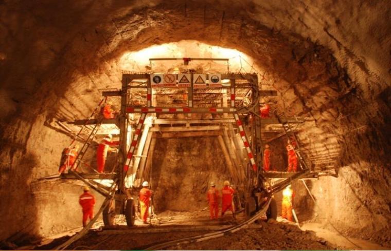 高速公路施工标准化技术指南PPT(隧道工程第二部分,151页)