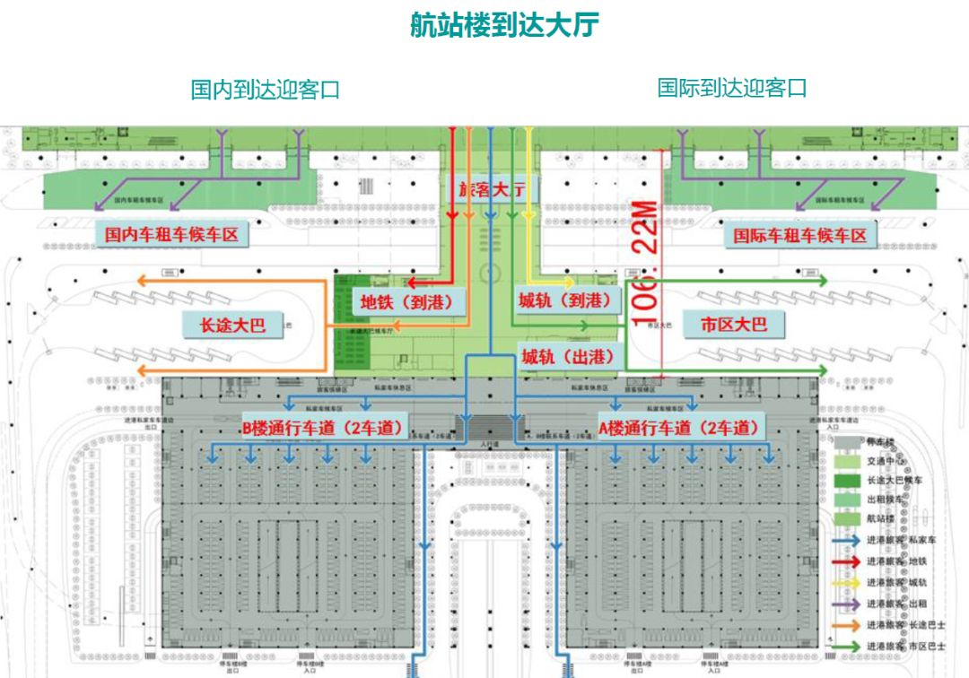 漫谈金属屋面的建筑设计应用(1)——广州新白云国际机场航站楼_22