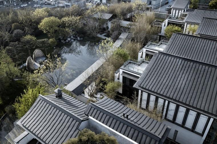古典符号的现代转译—附50套居住小区规划设计方案文本