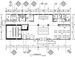 新新水岸帝景国际星城售楼处空间设计施工图(附效果图+材料表)