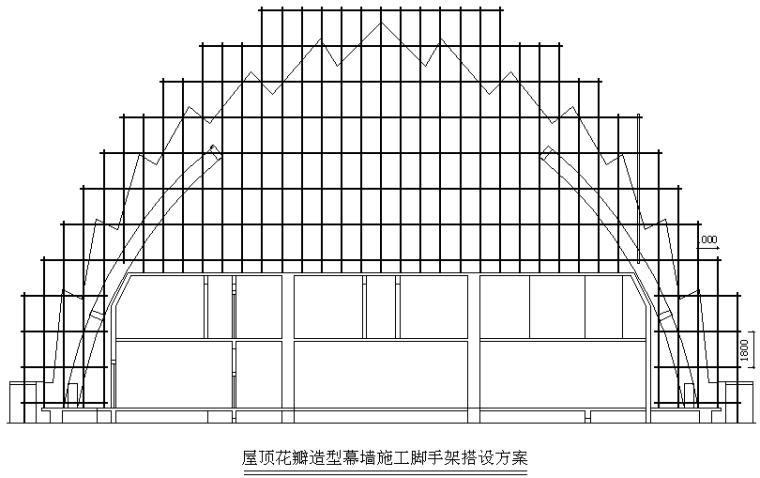 广交会酒店幕墙工程施工组织设计方案