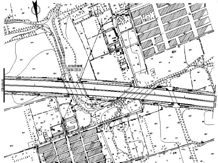 [山东]潍坊交通工程中小桥及涵洞工程施工图