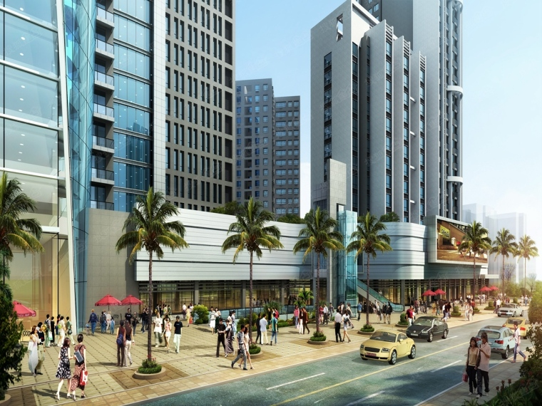 天津高层公寓项目电气全套施工图