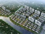 [上海]金地湾现代居住小区规划方案文本